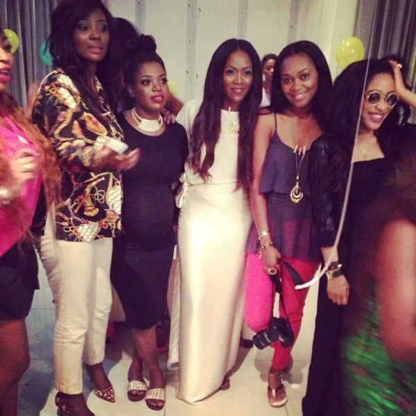 Annie Idibia's Baby Shower - November 2013 - BellaNaija008