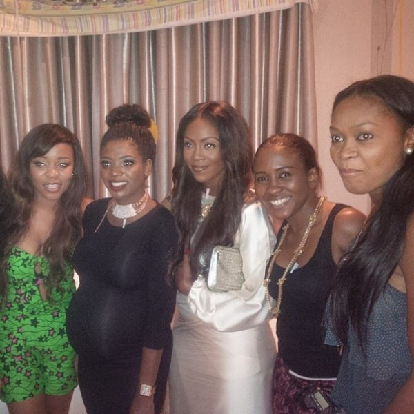 Annie Idibia's Baby Shower - November 2013 - BellaNaija010