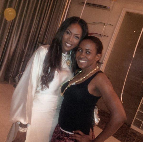 Tiwa Savage & Stella Michaels