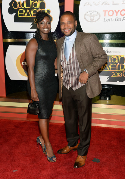 Anthony Anderson & Alvina Stewart
