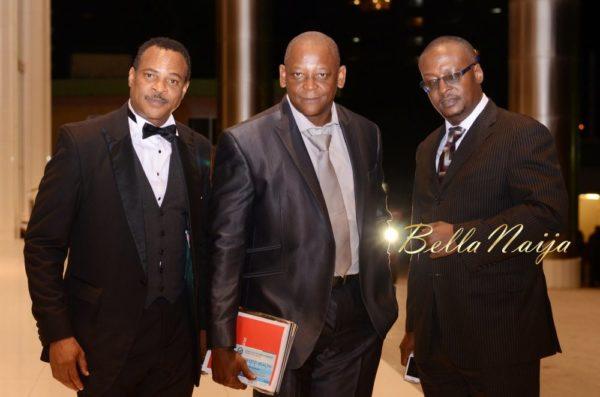 Fred Amata, Keppy Ekpeyong Bassey & Charles Novia