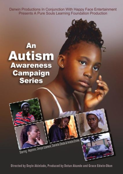 Autism Awareness Campaign Series - BellaNaija - November 2013