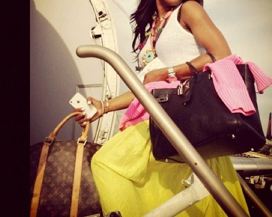 Awed By Monica How to Pack for a Stylish Holiday - BellaNaija - November 2013006