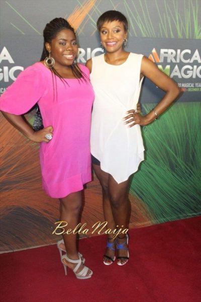 Chika Chukwu & Michelle Dede