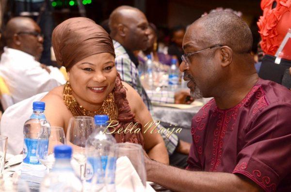 Shola Sobowale & Bimbo Manuel