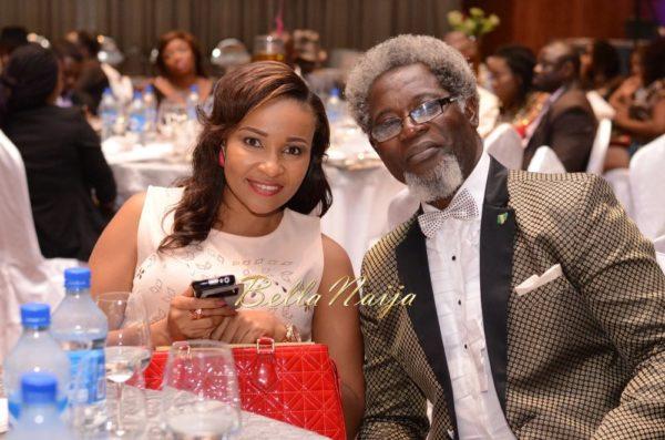 Doris Simeon & Victor Olaotan