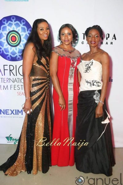 BN Red Carpet Fab - 2013 AFRIFF Gala Night - November 2013 - BellaNaija - 036