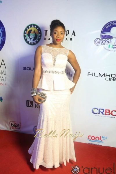 BN Red Carpet Fab - 2013 AFRIFF Gala Night - November 2013 - BellaNaija - 071