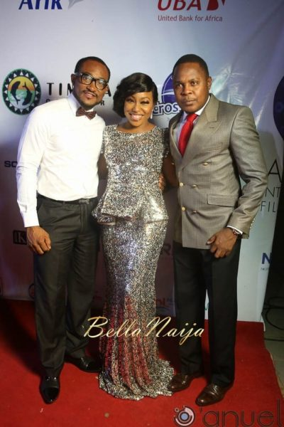 Blossom Chuks Chukwujekwu, Rita Dominic & Femi Jacobs