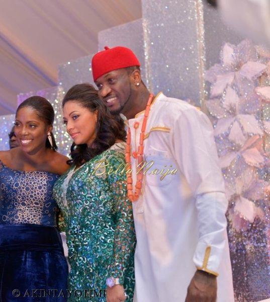 BellaNaija Peter PSquare Lola Omotayo Wedding AkinTayoTimi1-13
