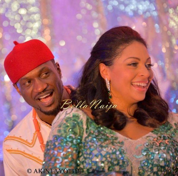 BellaNaija Peter PSquare Lola Omotayo Wedding AkinTayoTimi1-141