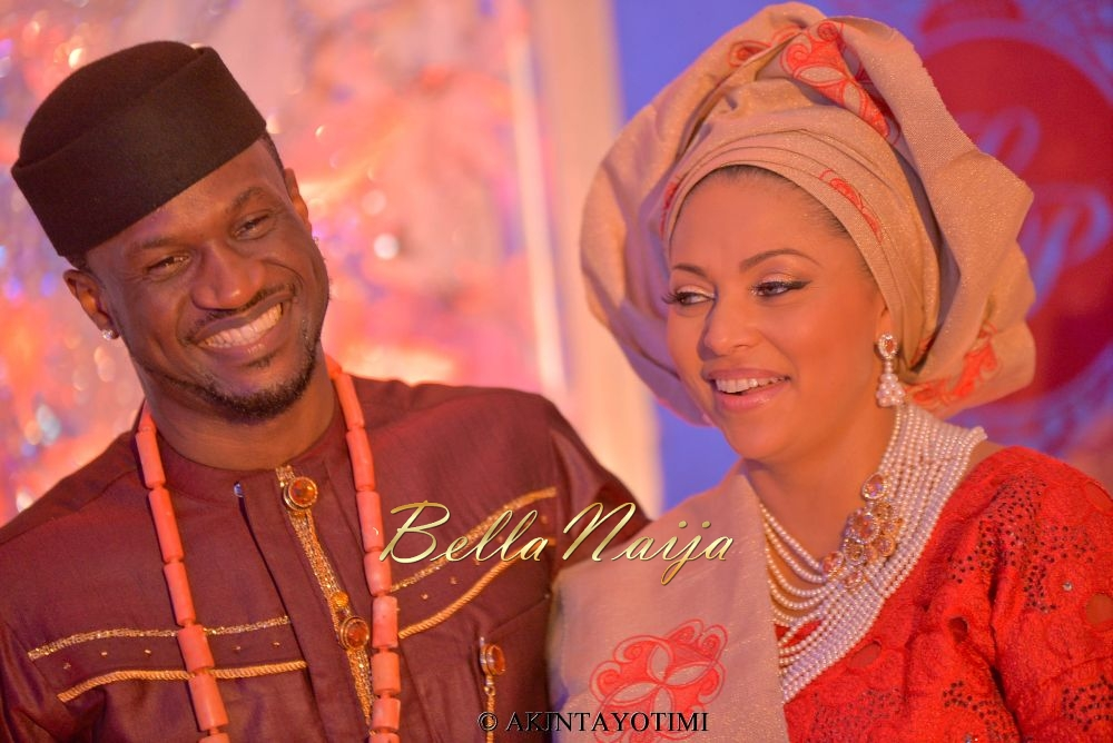"""I took a vow to defend and protect you and our beautiful children on this day"" – Peter Okoye's 5th Wedding Anniversary Message to Wife Lola is a Must Read ❤️"
