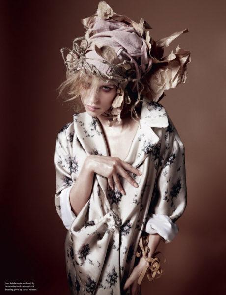 Betty Adewole for Wonderland Magazine Fashion Editorial - BellaNaija - November 2013003