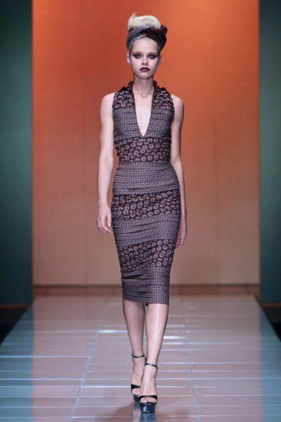 Bongiwe walaza for Mercedes benz fashion