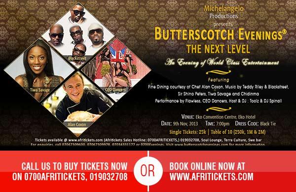 Butterscotch Evenings