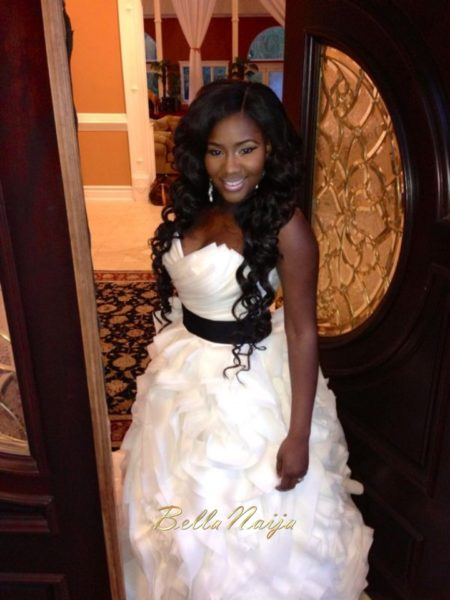 Cameroonian Nigerian Bride Naomi Achu Trash The Dress Photoshoot BellaNaija Weddings 0