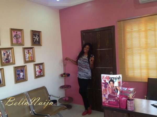 Chika Ike - November 2013 - BellaNaija 01