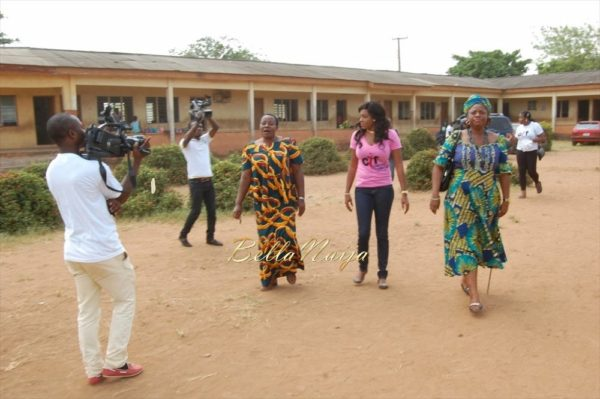 Chika Ike celebrates her Birthday in Asaba Public School - November 2013 - BellaNaija008