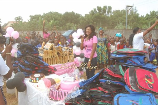 Chika Ike celebrates her Birthday in Asaba Public School - November 2013 - BellaNaija010