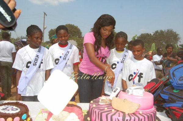 Chika Ike celebrates her Birthday in Asaba Public School - November 2013 - BellaNaija016