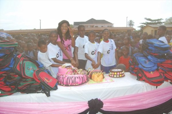 Chika Ike celebrates her Birthday in Asaba Public School - November 2013 - BellaNaija017