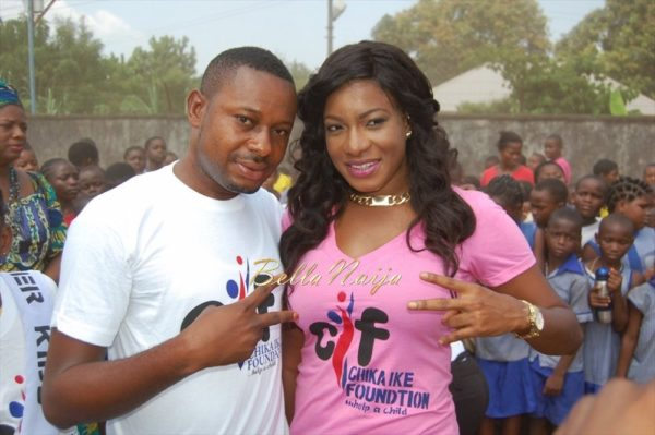 Chika Ike celebrates her Birthday in Asaba Public School - November 2013 - BellaNaija019