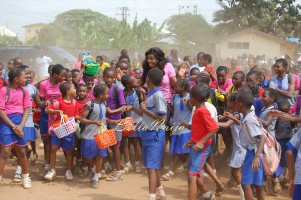 Chika Ike celebrates her Birthday in Asaba Public School - November 2013 - BellaNaija020
