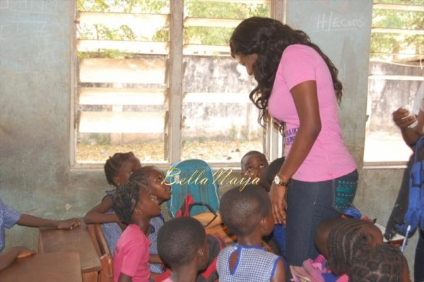 Chika Ike celebrates her Birthday in Asaba Public School - November 2013 - BellaNaija022