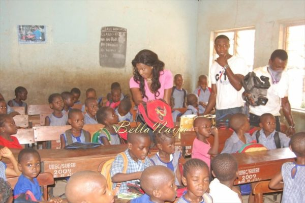 Chika Ike celebrates her Birthday in Asaba Public School - November 2013 - BellaNaija024