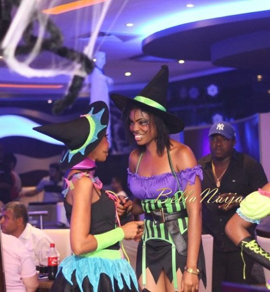 Ciroc Halloween Party in Lagos - November 2013 - BellaNaija010