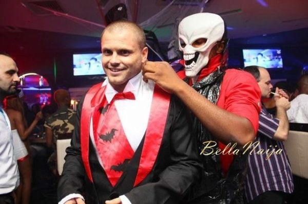 Ciroc Halloween Party in Lagos - November 2013 - BellaNaija016