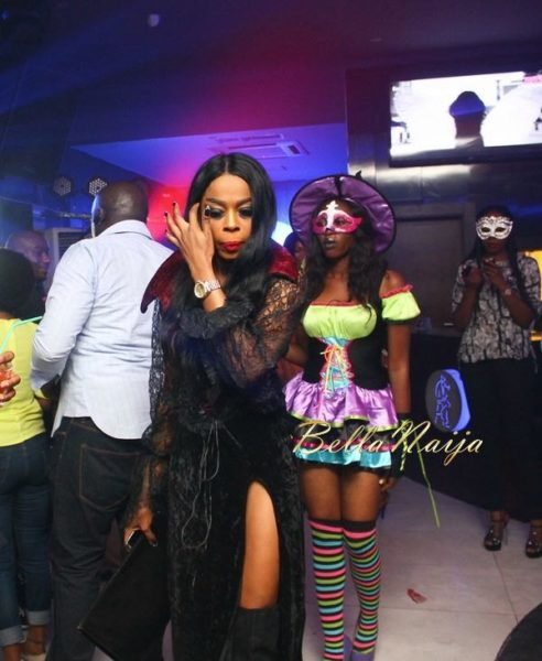 Ciroc Halloween Party in Lagos - November 2013 - BellaNaija075