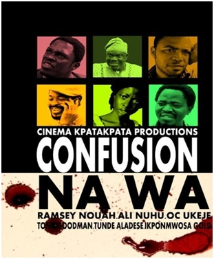 Confusion Na Wa - Tripican - November 2013 - BellaNaija