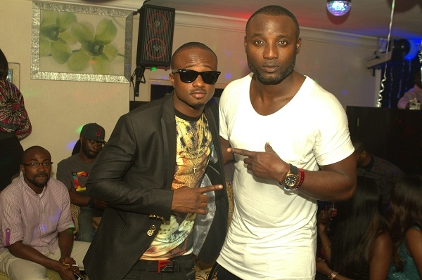 Davido's 21st Birthday Party in Lagos - November 2013 - BellaNaija006