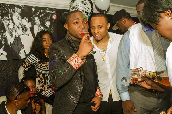 Davido's 21st Birthday Party in Lagos - November 2013 - BellaNaija011