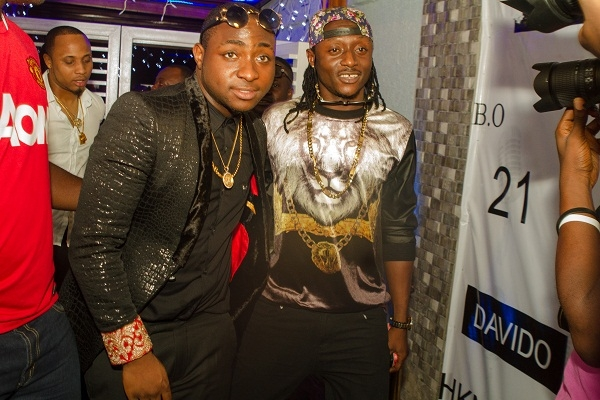Davido's 21st Birthday Party in Lagos - November 2013 - BellaNaija020