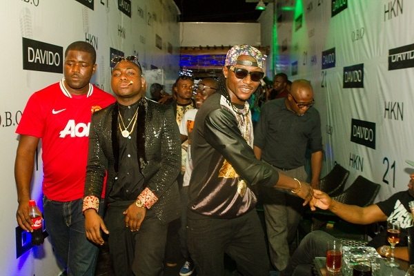 Davido's 21st Birthday Party in Lagos - November 2013 - BellaNaija021