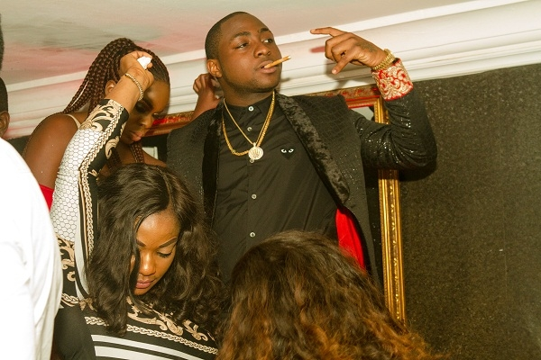 Davido's 21st Birthday Party in Lagos - November 2013 - BellaNaija023