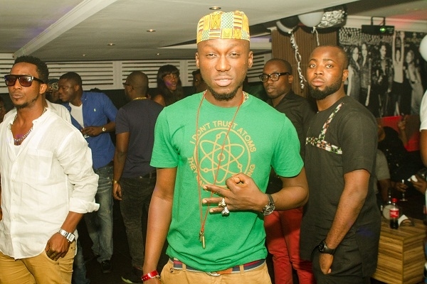 Davido's 21st Birthday Party in Lagos - November 2013 - BellaNaija024