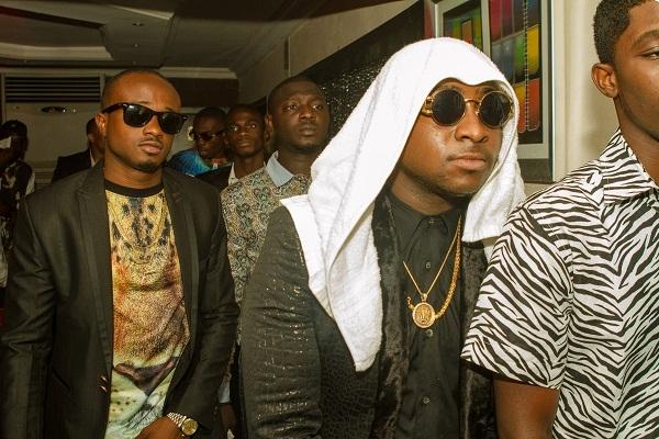 Davido's 21st Birthday Party in Lagos - November 2013 - BellaNaija032