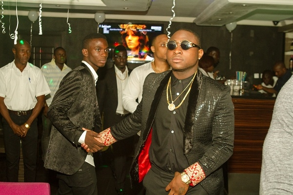 Davido's 21st Birthday Party in Lagos - November 2013 - BellaNaija034
