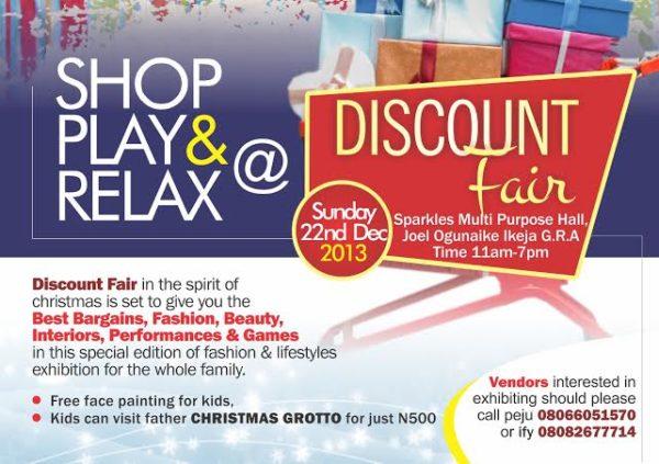 Discount Fair 2013 - BellaNaija - December 2013