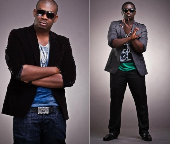 Don Jazzy & Wande Coal - November 2013 - BellaNaija