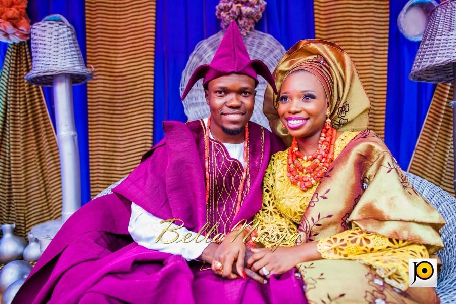 Yoruba traditional wedding