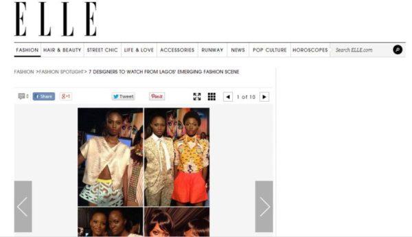 Elle.com 7 Designers to Watch - Bellanaija - November 2013001