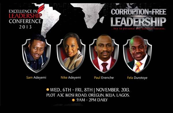 Excellence Leadership Centre - October 2013 - BellaNaija