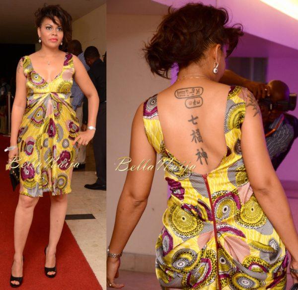 Exclusive - BN Red Carpet Fab - Butterscotch Evenings_ The Next Level in Lagos - November 2013 - BellaNaija001