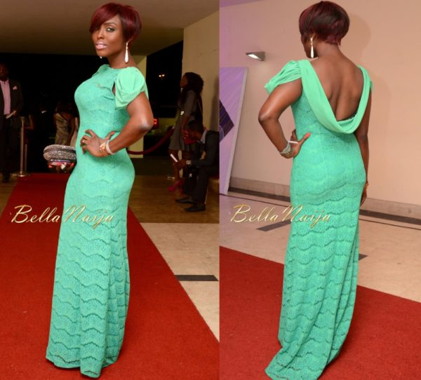 Exclusive - BN Red Carpet Fab - Butterscotch Evenings_ The Next Level in Lagos - November 2013 - BellaNaija002