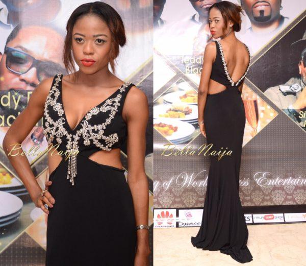 Exclusive - BN Red Carpet Fab - Butterscotch Evenings_ The Next Level in Lagos - November 2013 - BellaNaija003