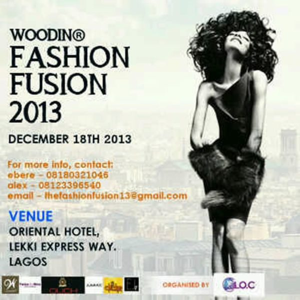 Fashion Fusion 2013 - BellaNaija - November 2013